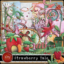 Strawberry Tale