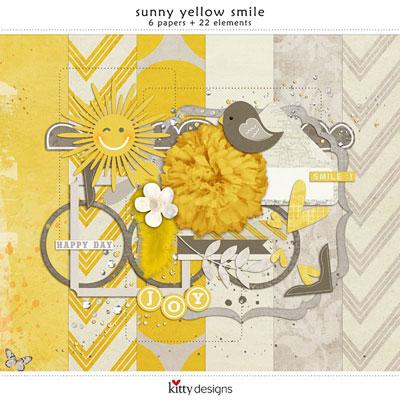 Sunny Yellow Smile