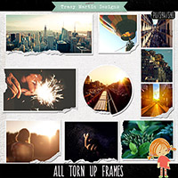 All Torn Up Frames
