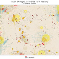 Touch of Magic {Delivered from Heaven}