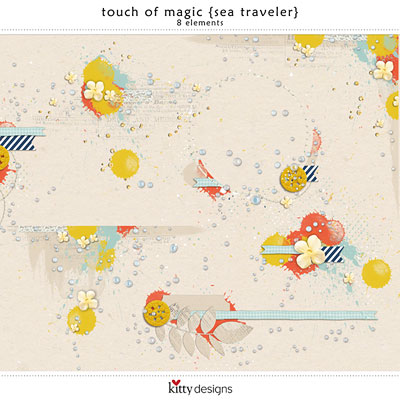 Touch of Magic {Sea Traveler}