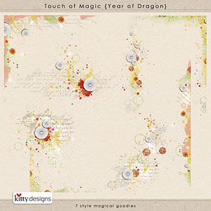 Touch of Magic {Year of Dragon}