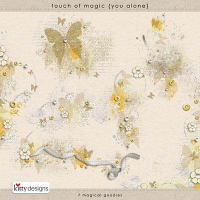 Touch of Magic {You Alone}