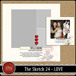 The Sketch 24 - LOVE