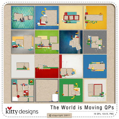 The World Is Moving Album