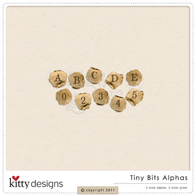 Tiny Bits Alphas