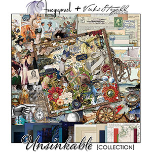 Unsinkable (COLLECTION)