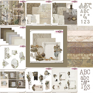 Shabby Chicness Collection
