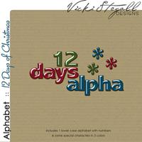 12 Days :: Alphas One