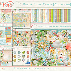 Pretty little Things - Collection