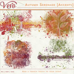 Autumn Serenade Accents by Vero