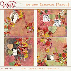 Autumn Serenade Album by Vero