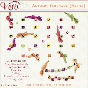 Autumn Serenade Alpha by Vero