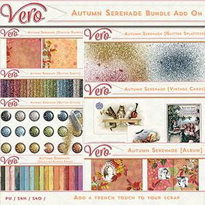 Autumn Serenade Add-On Bundle by Vero