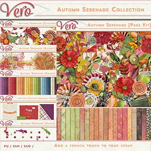 Autumn Serenade Collection by Vero