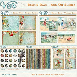 Beachy Days Add-On Bundle by Vero