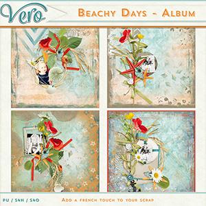 Beachy Days Album by Vero