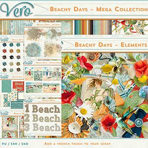 Beachy Days - Mega Collection