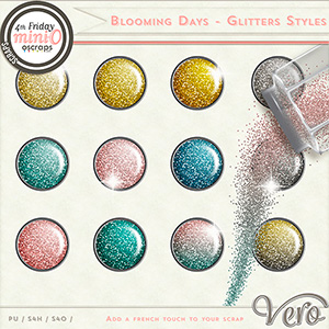 Blooming Days - Glitters Styles