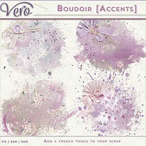 Boudoir Accents by Vero