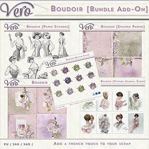 Boudoir Bundle Add-On by Vero