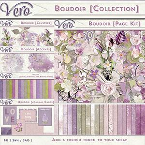Boudoir Collection by Vero