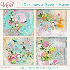 Charmingly Sour - Album
