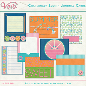 Charmingly-Sour - Journal Cards