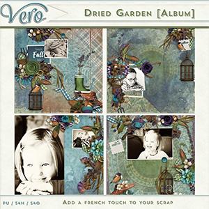 Dried Garden - Album