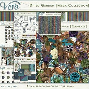 Dried Garden Mega Collection by Vero