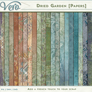 Dried Garden - Papers