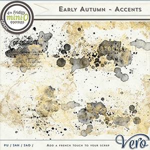 Early Autumn Accents by Vero