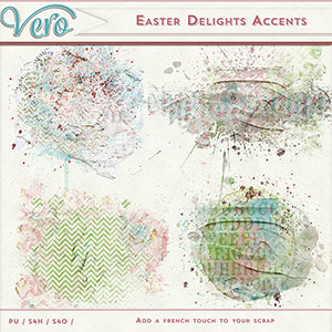 Easter Delights Accents by Vero