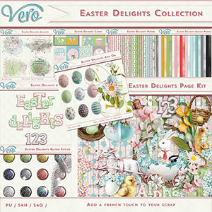 Easter Delights Collection by Vero