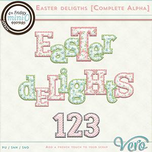 Easter Delights - Alpha