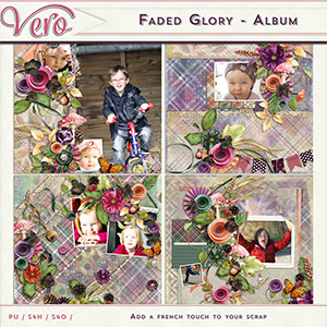 Faded Glory - Album