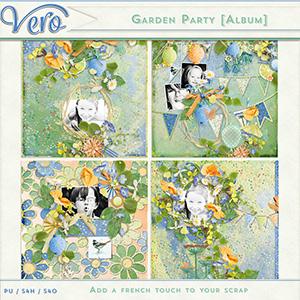 Garden Party Album by Vero
