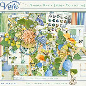 Garden Party Mega Collection by Vero