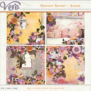 Harvest Sunset Album by Vero
