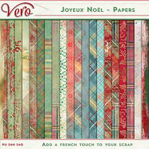 Joyeux Noel - Papers