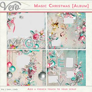 Magic Christmas Album by Vero