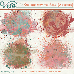 On The Way To Fall Accents by Vero