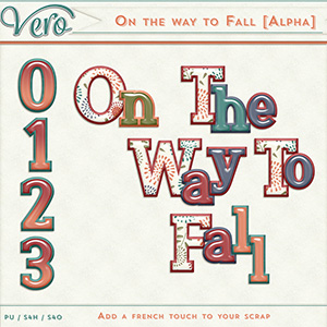 On the way to Fall - Alpha