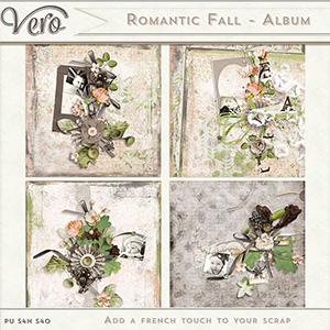 Romantic Fall - Album