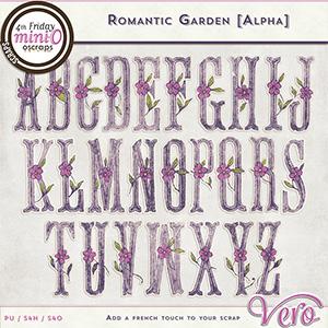 Romantic Garden - Alpha