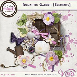 Romantic Garden - Elements