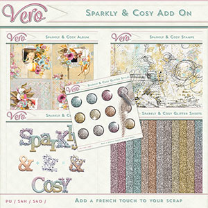 Sparkly and Cosy Add-On Bundle by Vero