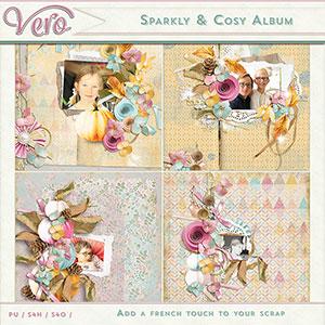 Sparkly and Cosy Album by Vero