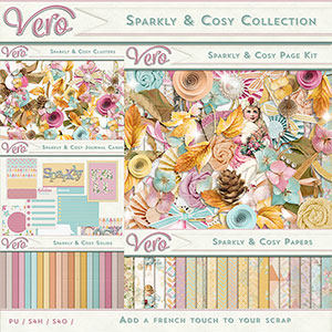 Sparkly and Cosy Collection by Vero