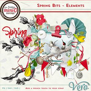 Spring Bits - Elements